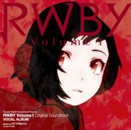 Rwby soundtrack japan artwork