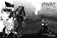 Manga 5 Cover