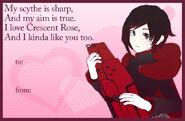 Ruby valentine