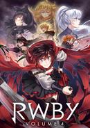 RWBY vol4 japan dvd blu-ray cover
