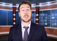 Brett Newscaster