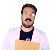 Wacky science guy