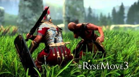 Ryse Son of Rome Execution Move 3