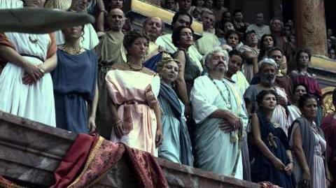 Ryse Son of Rome Path of Vengeance TV Spot