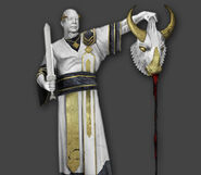 Scroll 1 - Nero the god slayer
