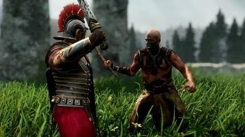 Ryse Son of Rome Execution Move 1