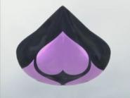 Heart-shaped UFO (Angela)