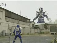 Giant RyuKenDo Full View