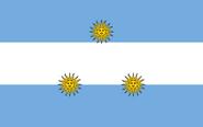 United States of La Plata 3 Nations