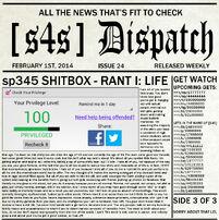 Dispatch 24 3