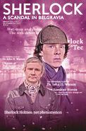 Sherlock 4.3 Cover B (Manga)
