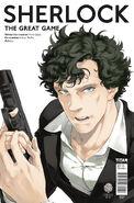 Sherlock 3.2 Cover A (Manga)