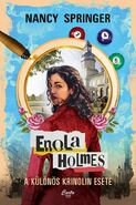 Enola Holmes 5 (Ungarisch)