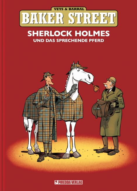 Sherlock Holmes und das sprechende Pferd