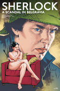 Sherlock 4.1 Cover E (Manga)