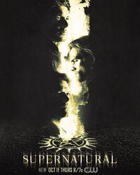 Supernatural Staffel 14 Offizielles Poster