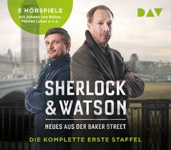 Sherlock & Watson - Neues aus der Baker Street Die komplette erste Staffel.jpg
