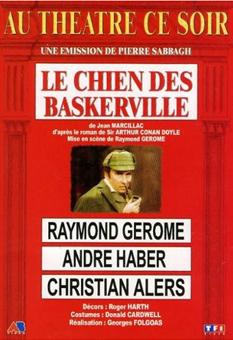 Le chien des Baskerville (Film, 1974)