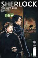 Sherlock 3.4 Cover A (Manga)