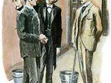 Inspektor Lestrade
