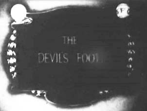 The Devil's Foot (Film, 1921)