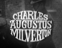 Charles Augustus Milverton (Film, 1965)