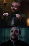 Crowley Thron Dämonaugen