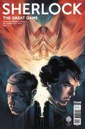 Sherlock 3.1 Cover E (Manga)