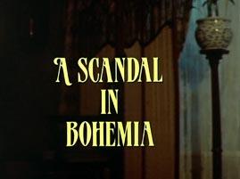 Ein Skandal in Böhmen (Film, 1984)