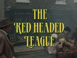 Die Liga der Rothaarigen (Film, 1985)