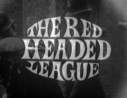 The Red-Headed League (Film, 1965)