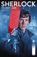 Sherlock 3.4 Cover B (Manga)
