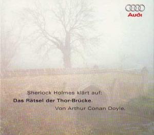 Das Rätsel der Thor-Brücke (Hörbuch, Hörarchiv)