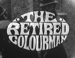 The Retired Colourman (Film, 1965)