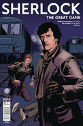 Sherlock 3.2 Cover C (Manga)