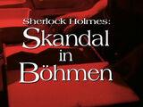 Skandal in Böhmen (Film, 2001)