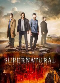 Supernatural Staffel 12 Promo Poster