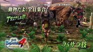 PS4 PS3『戦国BASARA4 皇』先出しほぼ!10秒劇場「動物だよ!全員集合!」