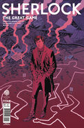 Sherlock 3.1 Cover C (Manga)