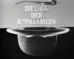 Die Liga der Rothaarigen (Film, 1967)