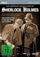Sir Arthur Conan Doyle Sherlock Holmes DVD