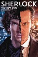 Sherlock 3.6 Cover B (Manga)