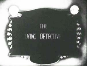 The Dying Detective (Film, 1921)