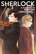 Sherlock 4.4 Cover C (Manga)