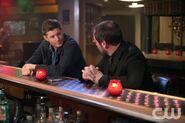 Dean und Crowley
