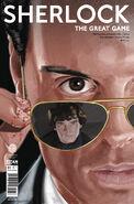 Sherlock 3.1 Cover D (Manga)
