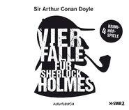 Vier Fälle für Sherlock Holmes