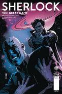 Sherlock 3.5 Cover A (Manga)