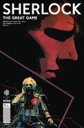 Sherlock 3.3 Cover A (Manga)