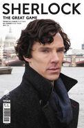 Sherlock 3.1 Cover B (Manga)